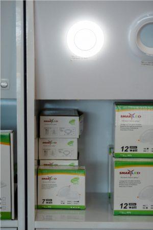 SMART LED PANEL LIGHT  ROUND - 111-7W