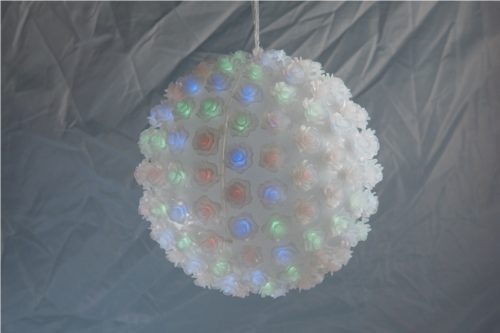 LED FLOWER YQ -111 ROSE BALL