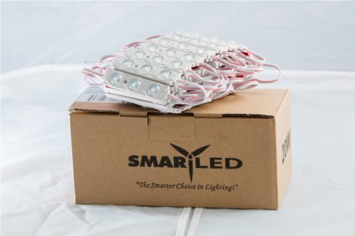 2835  WHITE MODULES 1.5W/12V/50PCS